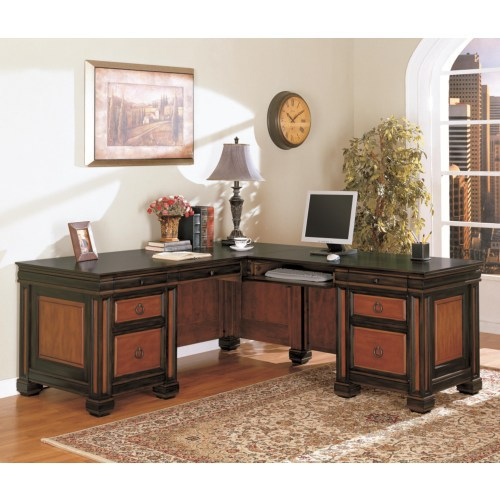 Tate L-Shaped Desk