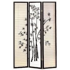 accent, screen, room divider, folding screen, oriental screen, bamboo screen