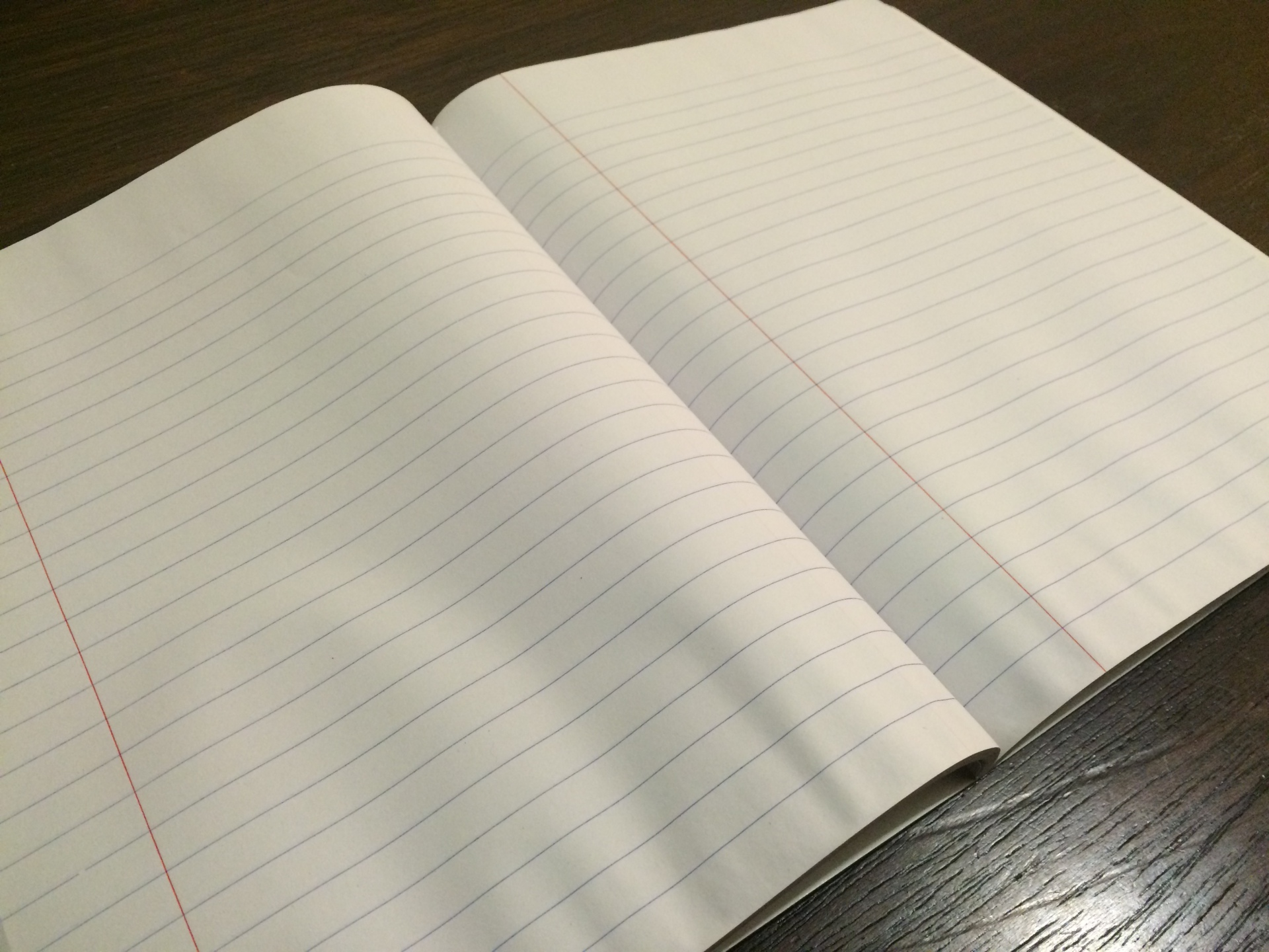 The Feared Blank Page