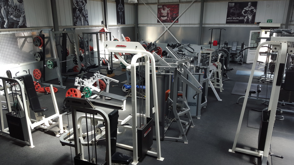 Hammer Strength Gym