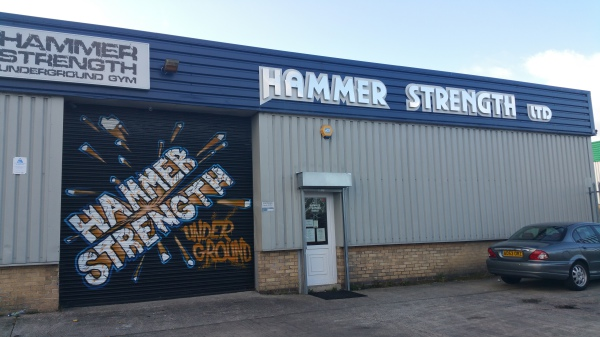Hammer Strength Gym Peterlee