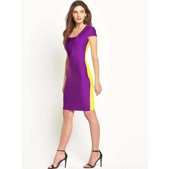 Vestido elegante para dama talla 12