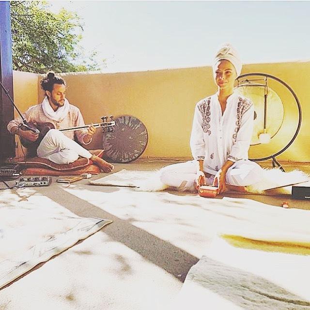 Sacred Practices - Kundalini Yoga