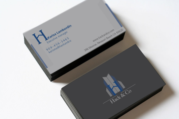 logo, business card, architecture, real estate, print