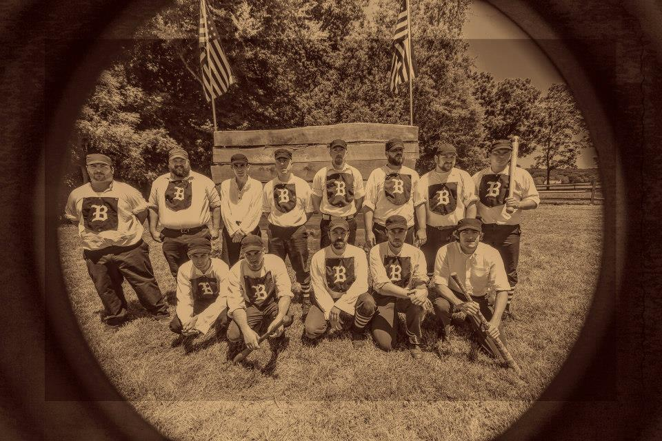 vintage baseball west chester