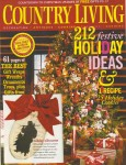 Country Living Dec 2007
