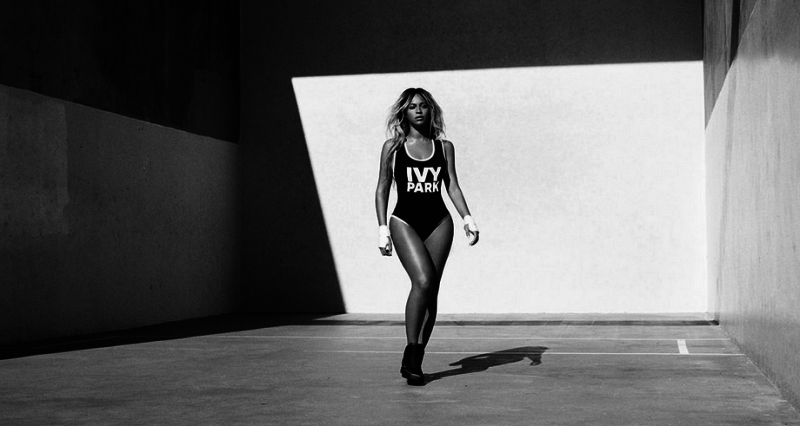 Beyonce for Ivy Park