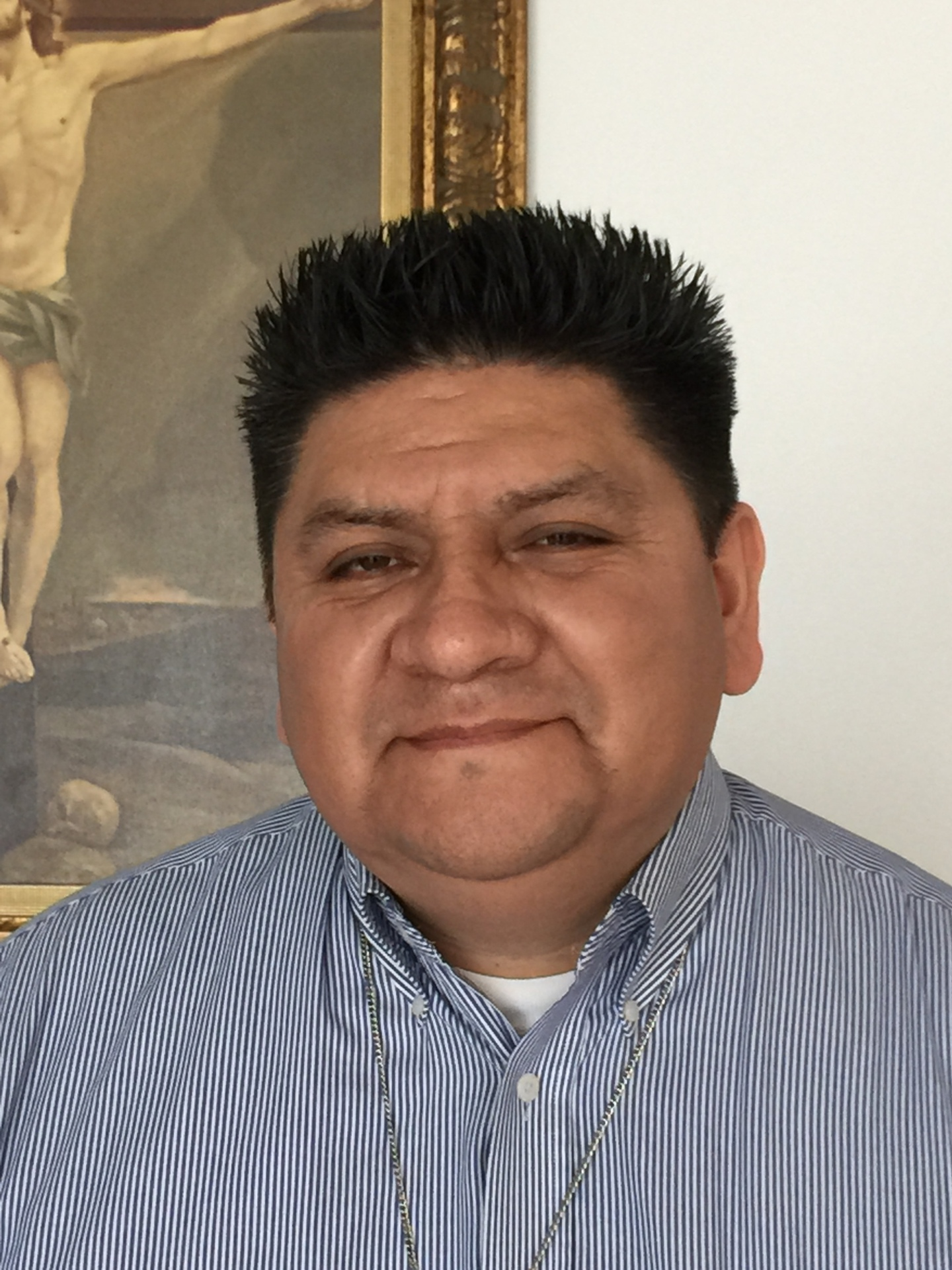 Rev. Mr. Jorge Ochoa