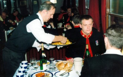 BMT Dining Car, 29th September 1990
