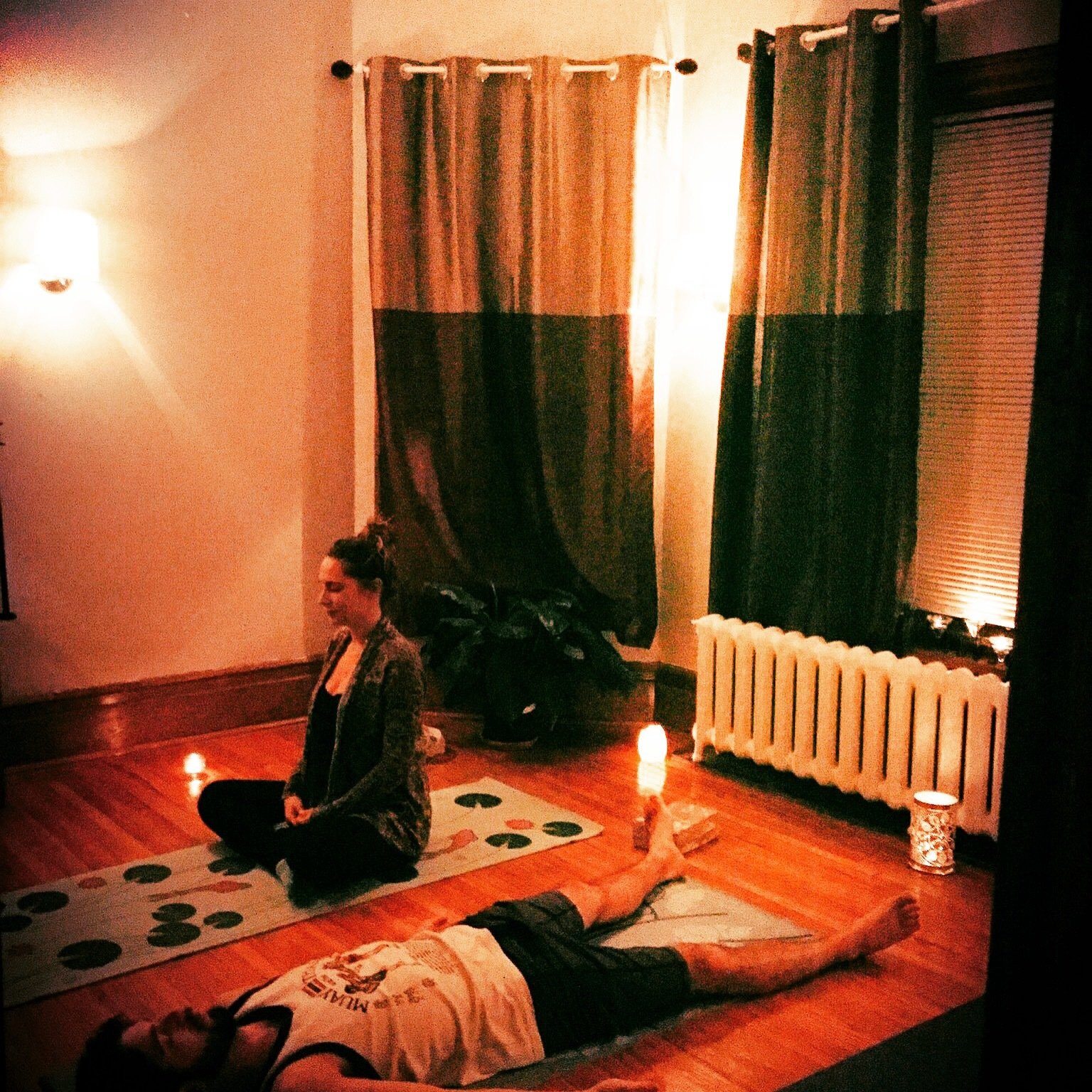 yoga studio, Yin, small class, kitchener, Waterloo