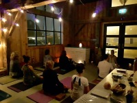 Moonshine, Waterloo yoga retreat, meditation retreat