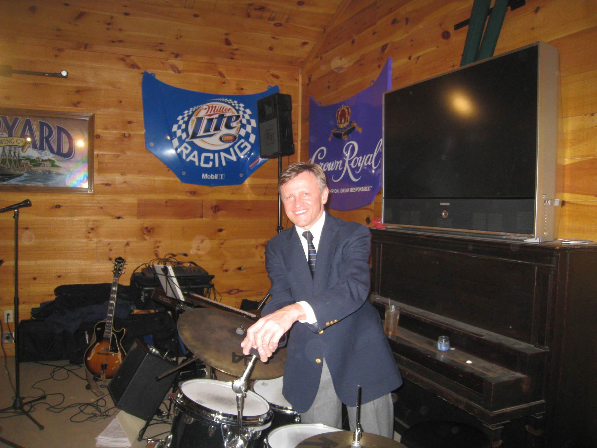Jurek Glod jazz drummer