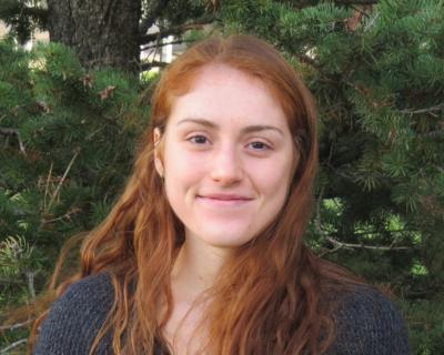 Gaia Cicerchia presents at 2016 UROP Spring Research Symposium
