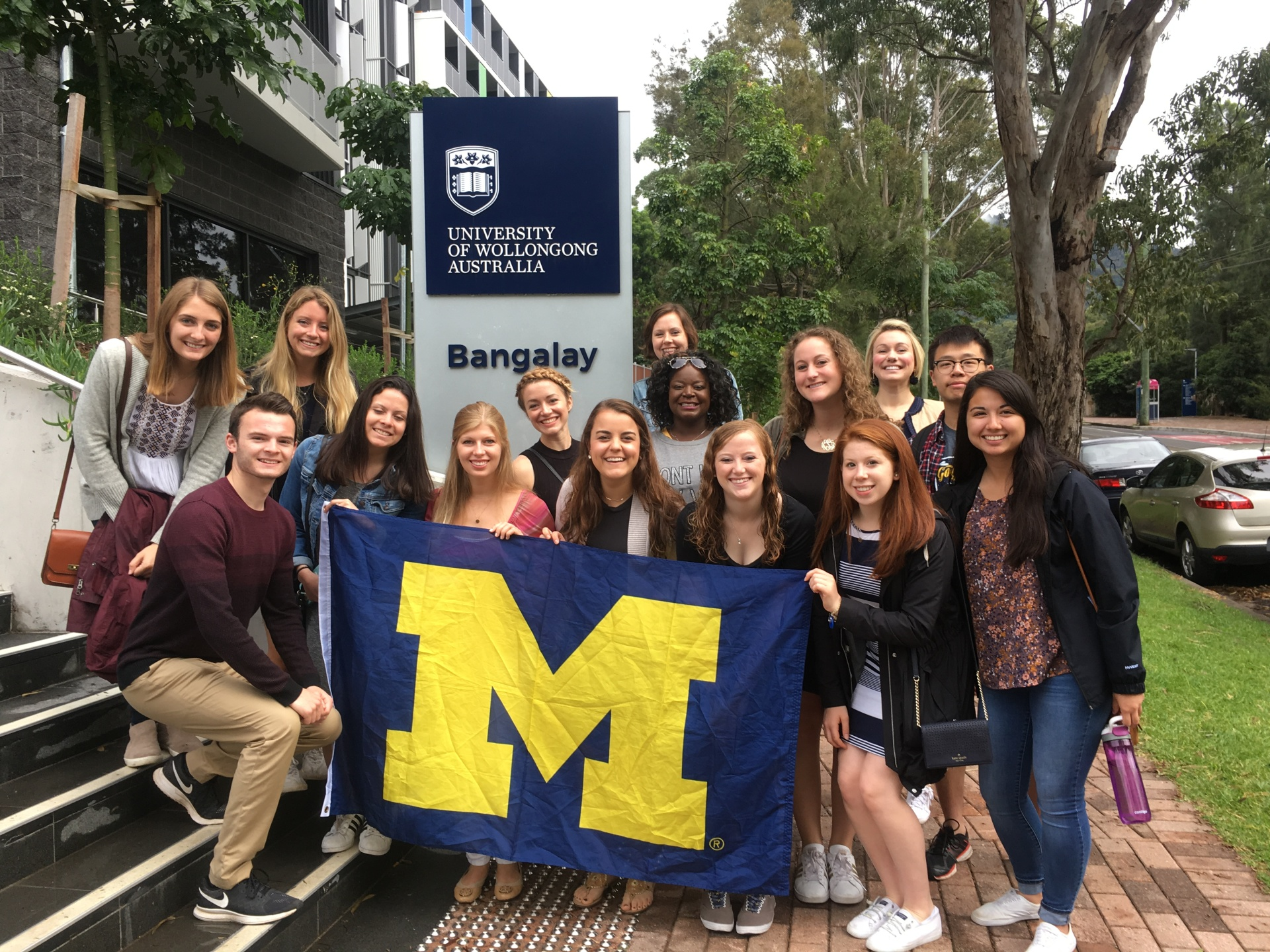 CMAH Lab leads study abroad course in Australia