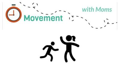 "CMAH Lab joins Perry ELC for ""Movement with Moms"""
