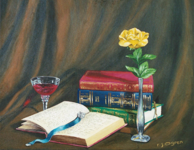 book, author, fiction, novel, England, Virginia, read, amazon, still life painting