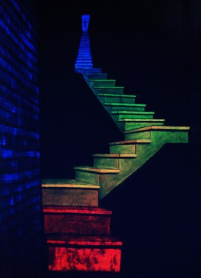Stairway to Terror