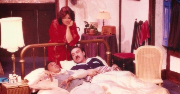 Bedroom Farce with Suzanne and R.J. Ogren
