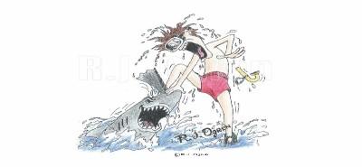 Why I Hate Sharks