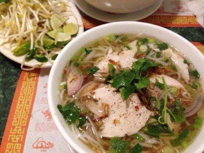 Hien Vuong Chicken Noodle Soup (Pho Ga)