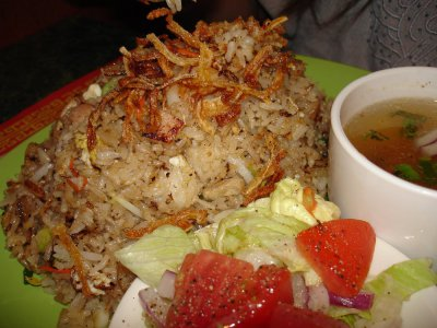 Special Fried Rice (Com Chien Dac Biet)