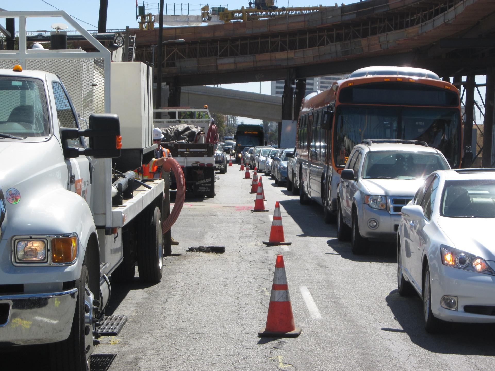 traffic control, psep, pipeline, underground pipes