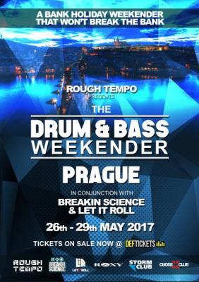 Drum N Bass  Bank Holiday Weekender