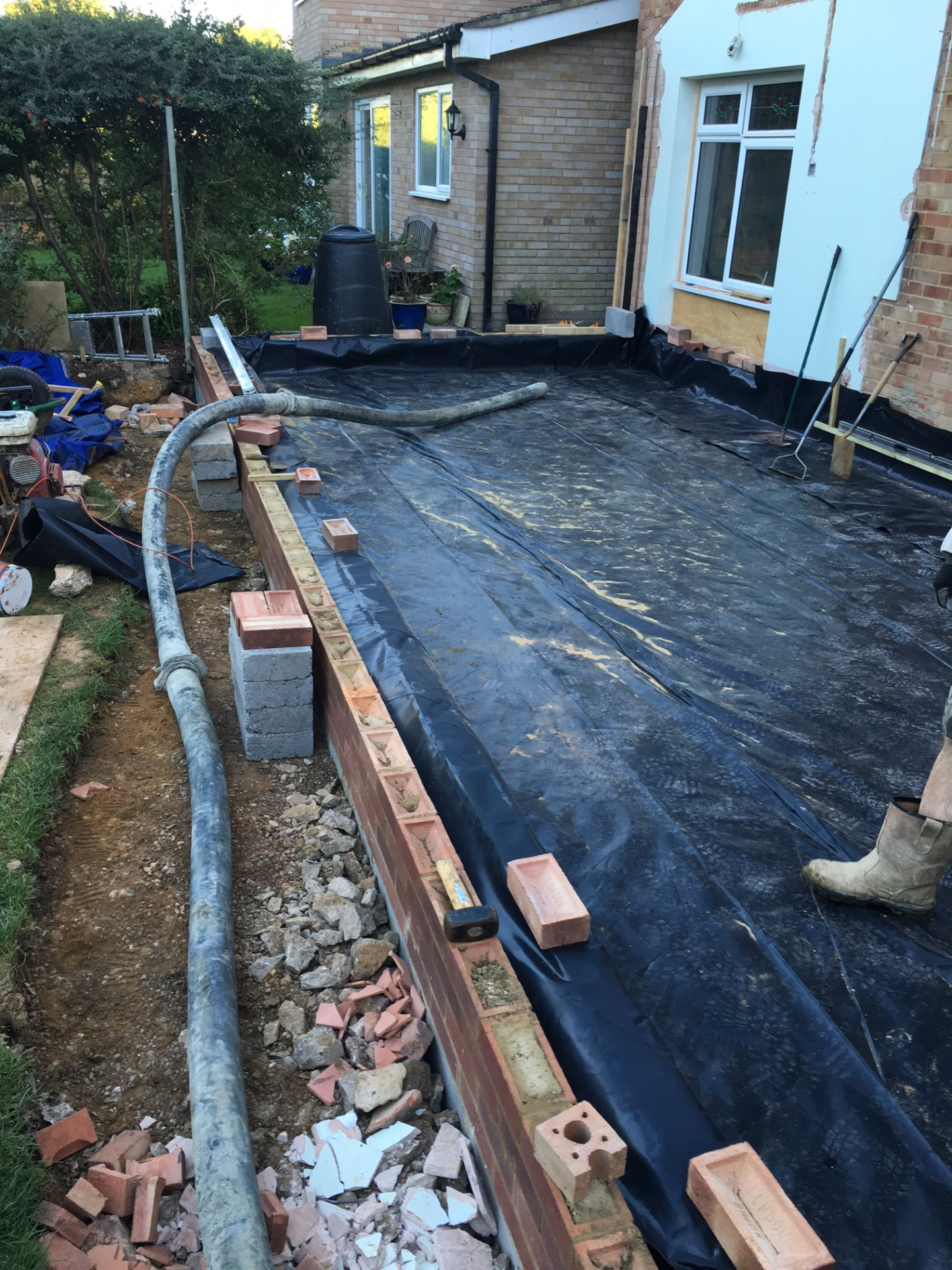 cheap concrete pumping biggleswade