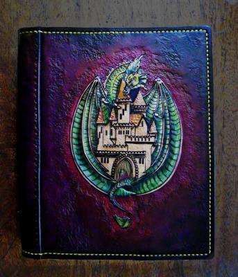 Leather, Journal, Tim Swainson, anzla, NZ, New zealand, art