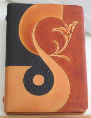 Diary Cover by Sue Nelson