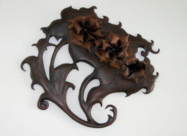 Leather, steel, art, Newby, ANZLA, NZ, New Zealand