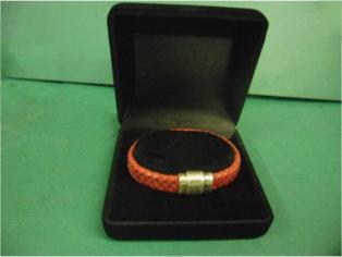 Leather, bracelet, braided, Tim Swainson, anzla, NZ, New zealand, art