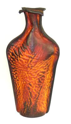 Leather, Bottle, Tim Swainson, anzla, NZ, New zealand, art