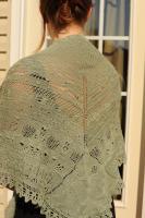 Flora's Wrap Pattern