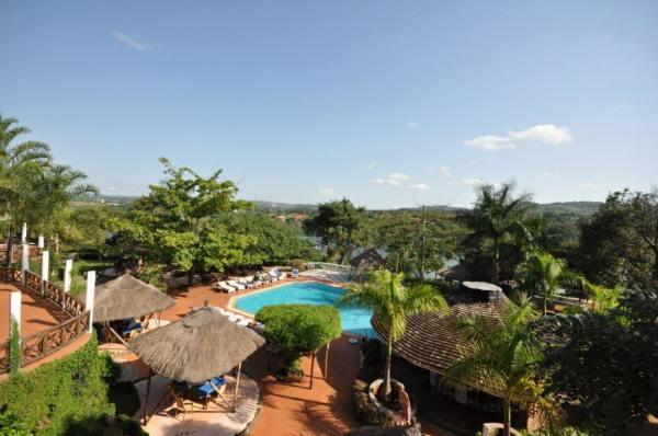 Jinja Nile Resort