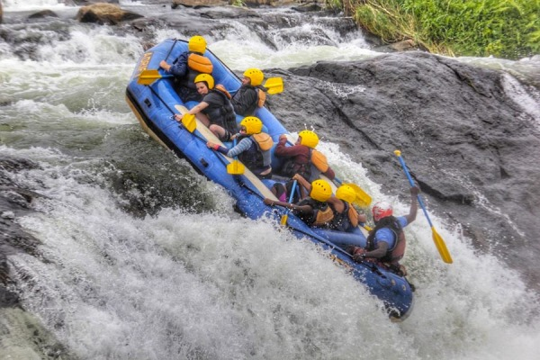 """""""THREE WAYS TO EXPERIENCE THE NILE WITH WILDWATERS LODGE AND ADRIFT, JINJA"""""""