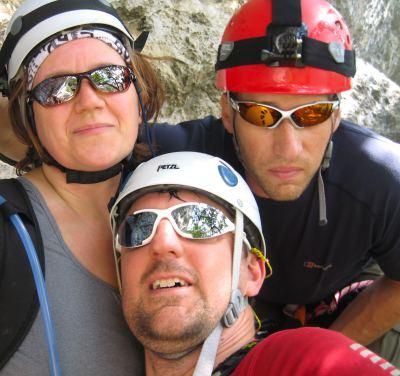 The Team - Climbing