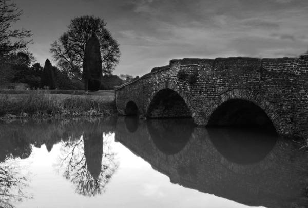 Bridge Over Still Water - Tina Shears