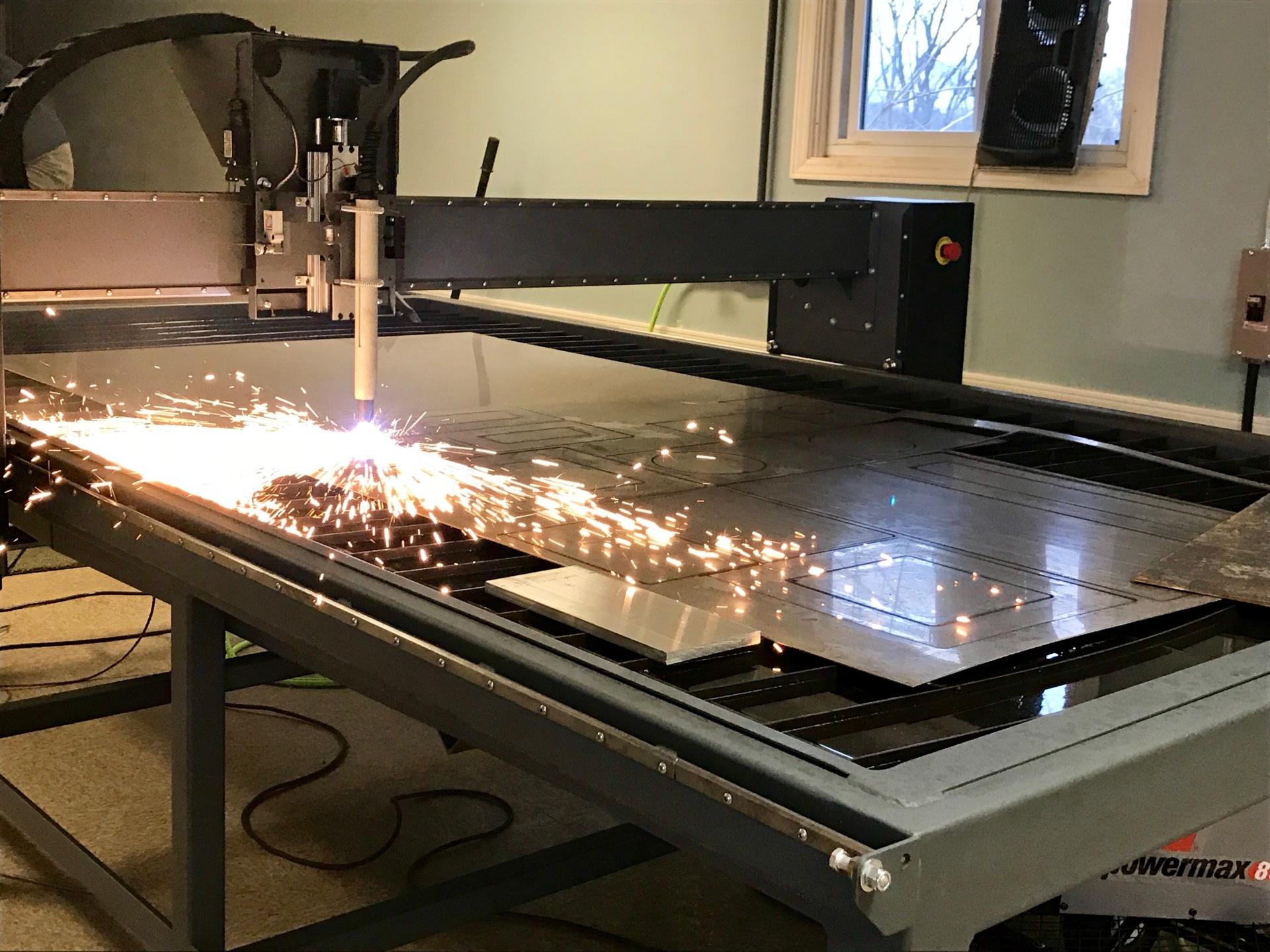 CNC Cutting & Piercing