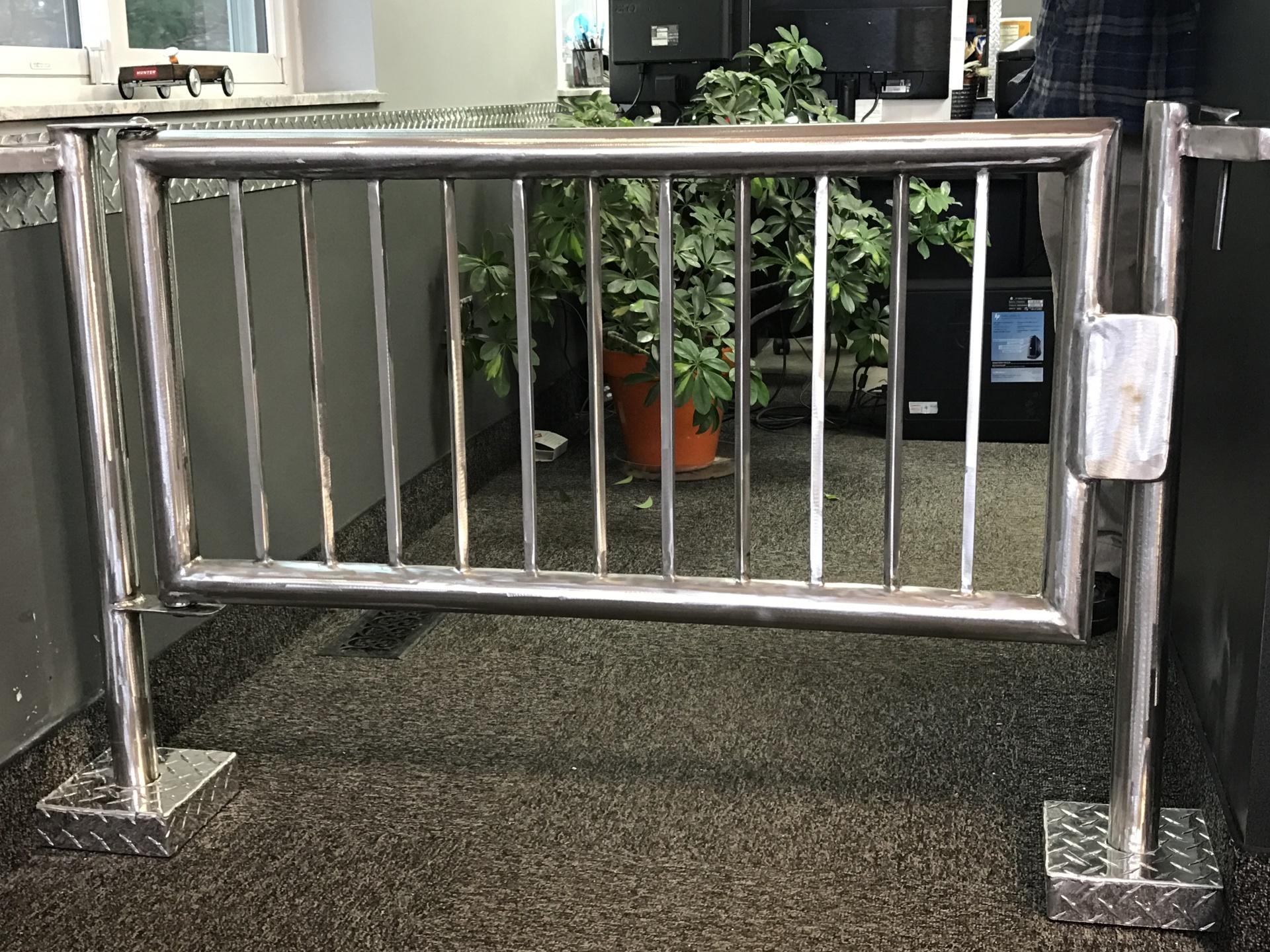 Custom Security Gate