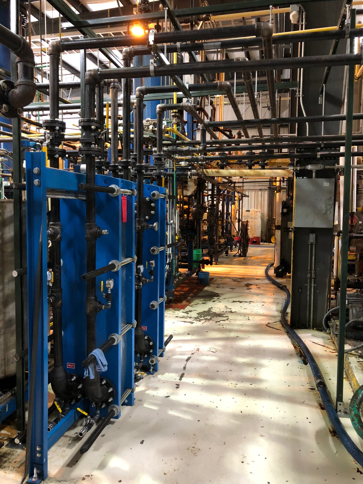 Process Piping and Installations