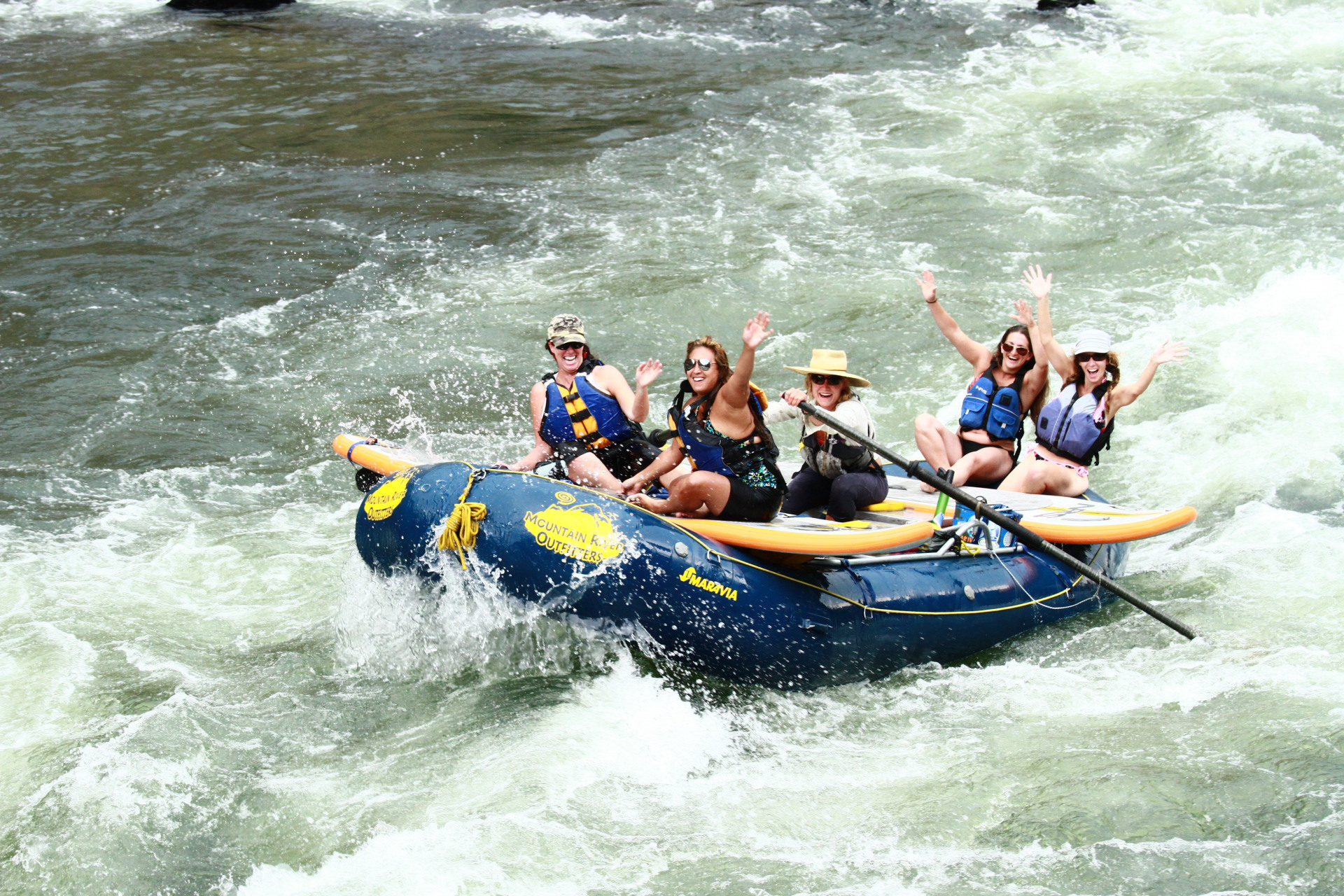 Click Here To Book A Yoga Rafting Trip