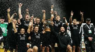 How far ahead is the All Blacks