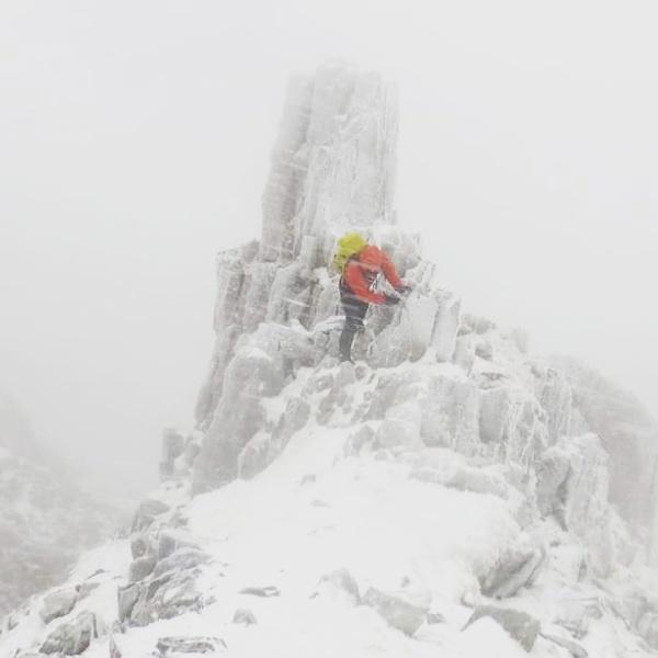 The start of winter adventures!