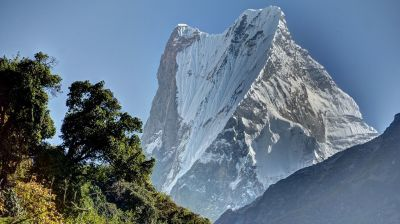 The Forbidden Mountain of Nepal