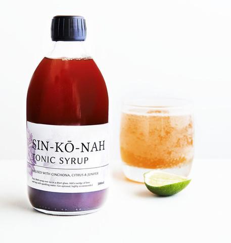 Sin-ko-nah Tonic Syrup