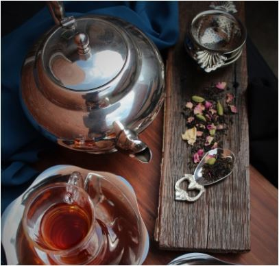The London Drum - Handcrafted Tea