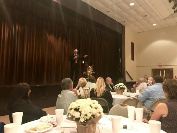 300+ Attend Richland Parish Annual Chamber Banquet
