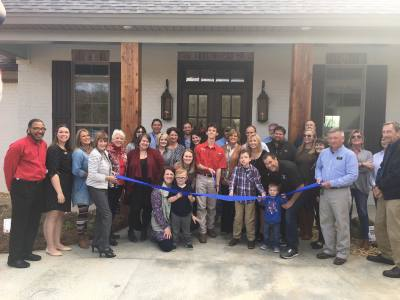 Chamber salutes BRACO and Brian Allen on Dream Home