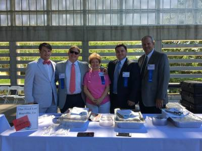 Chamber attends Northern Exposure in Baton Rouge
